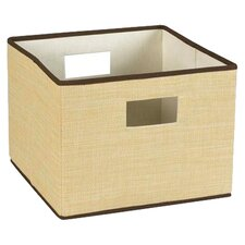 Resin Weave Storage Bin