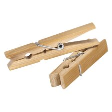 <strong>Household Essentials</strong> Whitney Design Wood Clothespin (Set of 50)