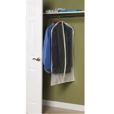 <strong>Household Essentials</strong> Storage and Organization Suit Protector in Natural