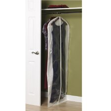 <strong>Household Essentials</strong> Storage and Organization Gown Protector in Natural