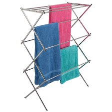<strong>Household Essentials</strong> X Frame Dryer in Chrome
