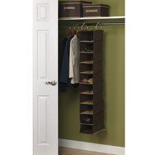"Storage and Organization 12"" Deep 10-Compartment Organizer"