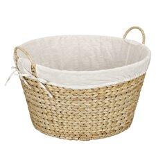 Banana Leaf Laundry Basket
