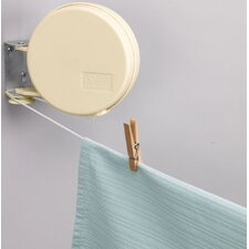 Whitney Design Retractable Single Clothesline
