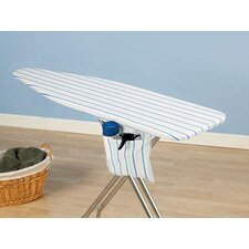 <strong>Household Essentials</strong> Standard Series Ironing Board Cover and Pad in April Stripe