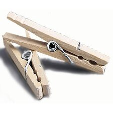 <strong>Household Essentials</strong> 96 Count Wood Clothespins