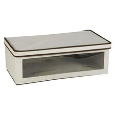 Large Vision Storage Box with Polypropylene Non Woven Liner