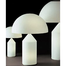 Atollo Table Lamp with Bowl Shade