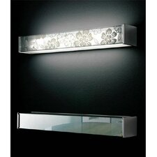<strong>Oluce</strong> Universal 2 Light Flowers Wall Lamp