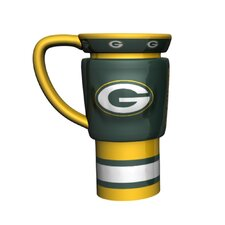 NFL 16 oz. Sculpted Travel Mug