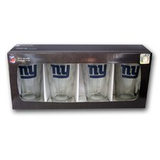 <strong>Boelter</strong> NFL Pint Glass (Set of 4)
