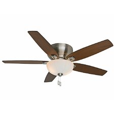 "54"" Durant 5 Blade Ceiling Fan with Handheld Remote"