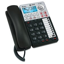 <strong>VTech Communications</strong> At&T Ml17939 Two-Line Speakerphone with Caller Id and Digital Answering System