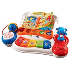 <strong>VTech Communications</strong> Sing and Discovery Story Piano