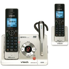 <strong>VTech Communications</strong> Dect 6.0 Two Handset Phone