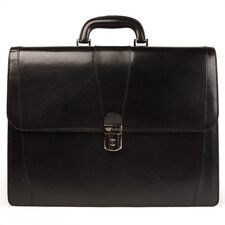 <strong>Bosca</strong> Old Leather Laptop Briefcase
