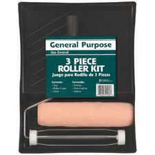 General Purpose Roller Kit (Set of 3)