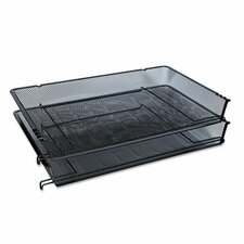<strong>Universal</strong> Mesh Stackable Side Loading Tray