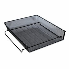 <strong>Universal</strong> Mesh Stackable Front-Load Tray