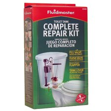 Toilet Tank Complete Repair Kit