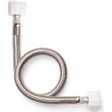 No Burst Braided Compression Thread Toilet Connector