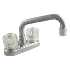 <strong>LDR</strong> Centerset Faucets with Two Handle Laundry