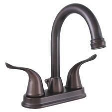 Double Handle Bathroom Faucet