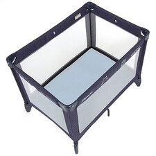 Pack 'n Play Playard Sheet in Light Blue