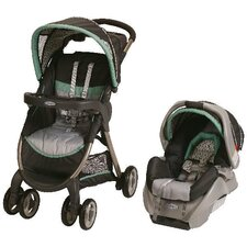 <strong>Graco</strong> Fast Action Fold Classic Connect Travel System
