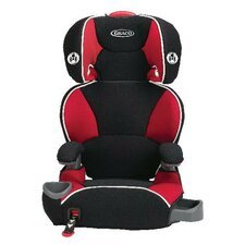 AFFIX High Back Booster Seat with Latch System