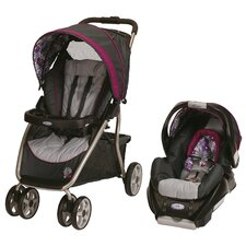 Dynamo Lite Classic Connect Travel System with SnugRide 22 Infant Car Seat