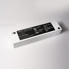 Class 2 Remote Dimmable Transformer with 6' Power Cord