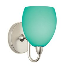 Contemporary Sarah Line Voltage 1 Light Wall Sconce