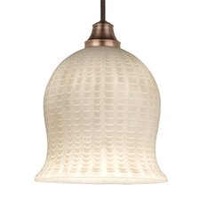 <strong>WAC Lighting</strong> Americana Williamsburg 1 Light Pendant