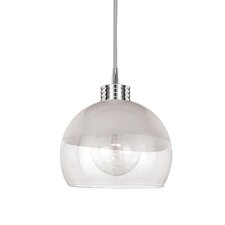 European Frost 1 Light Pendant