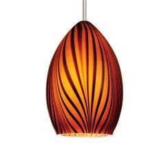 <strong>WAC Lighting</strong> Artisan Aurora Quick Connect Monopoint Pendant