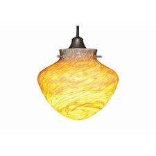 Pacific Northwest Red Rock 1 Light Pendant