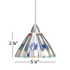<strong>WAC Lighting</strong> European Quick Connect Pendant