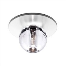 Beauty Spot Spherical Crystal Accent Shade in Clear