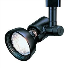1 Light Luminaire Line Voltage Track Head