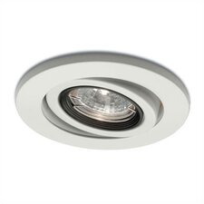 "4"" Low Voltage Gimbal Ring Recessed Lighting  Trim"