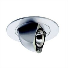 "4"" Low Voltage Elbow Directional Spotlight with Trim"