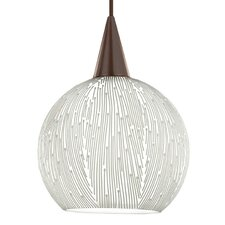 Americana Park Slope 1 Light Mini Pendant
