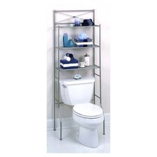 "<strong>Zenith Products</strong> 23.6"" x 65.6"" Bathroom Shelf"
