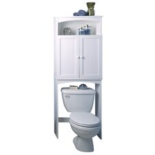 "Cottage 24.63"" x 64.75"" Over the Toilet Cabinet"