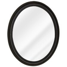 Oval Frame Mirror with Medicine Cabinet in Oil Rubbed Bronze