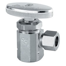"<strong>Plumb Craft</strong> 1/2"" FIP 3/8"" Low Lead Angle Valve"