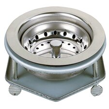 EZ Lock Basket Sink Strainer