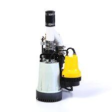 Combination Sump Pump System