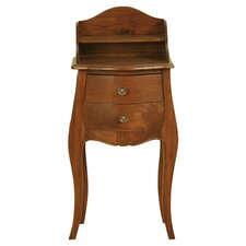 Ivana Pinza Telephone Table in Stain